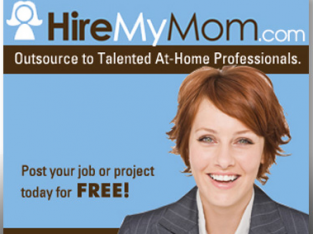 Hire My Mom.Com